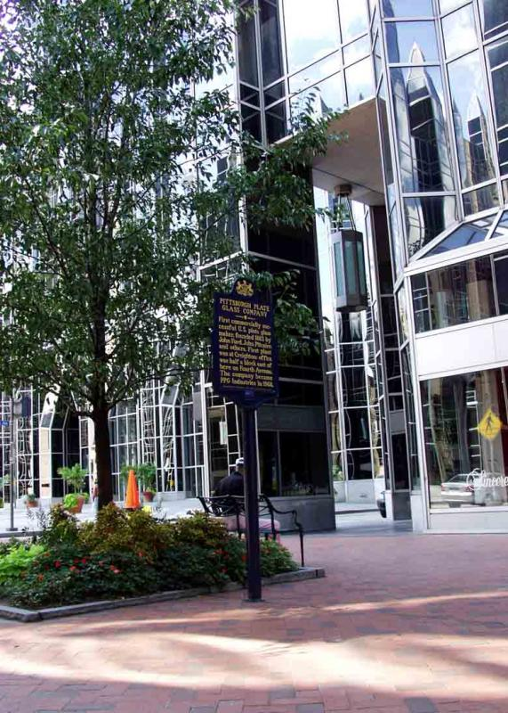 PPG - courtyard