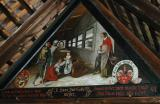 17th century pictures on the Mill Bridge