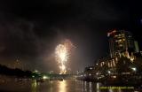 Melbourne 2001 Fireworks