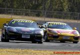 Pro Car Raceweekend at the Queensland Raceway
