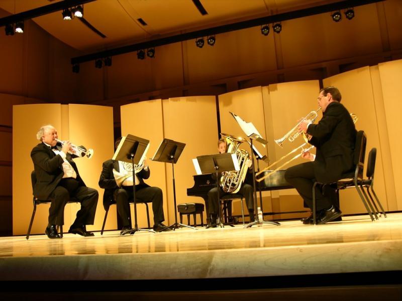 Port Neuf Brass at Jensen Grand Concert Hall Inaugural Event DSCN5714.JPG