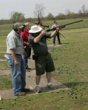 Trap Shooting at Remington