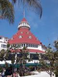 Historic and famous Hotel Del Coronado - affectionately known as the Del