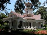 Queen Ann cottage. Lucky Baldwin, LA Arboretum