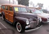 1941 Plymouth Woodie