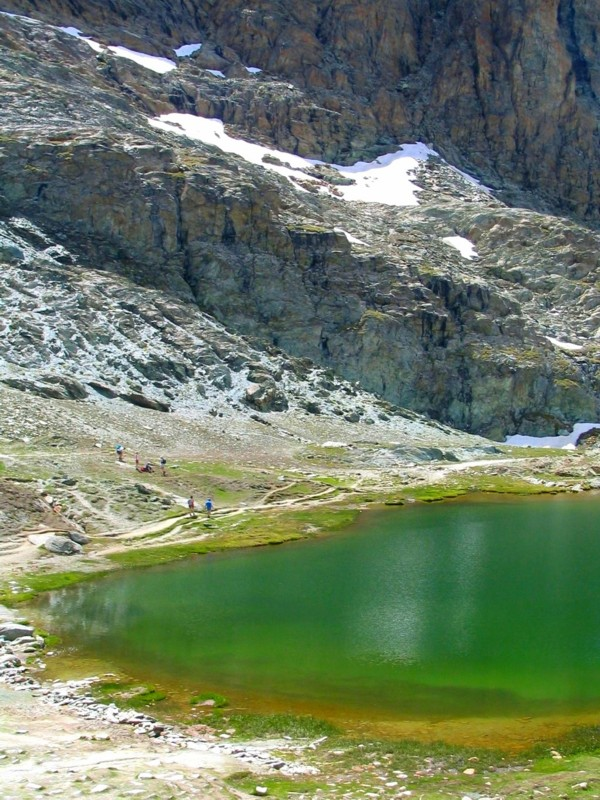 Descente du Gornergrat , Valais
