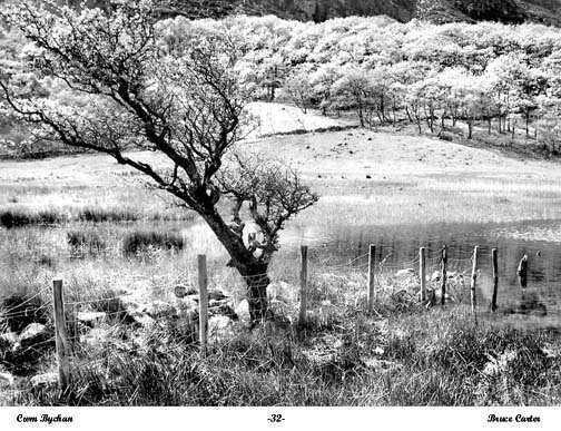 Cwm Bwchan by Bruce A Carter