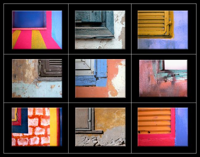 Coloured Corners