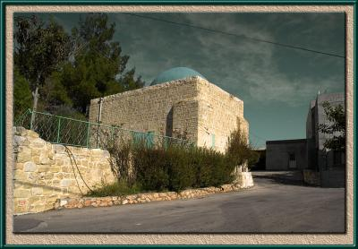 Sheikh Abu-Said Tomb