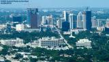 2003 - downtown Ft. Lauderdale landscape aerial stock photo #7191