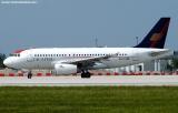 TACA Peru A-319 N472TA aviation stock photo