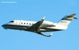 Challenger 600 N600TN corporate aviation stock photo