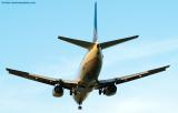 Continental Airlines B737-3T0 N70352 aviation stock photo