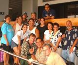 TUA (AQ Rarotonga Contracted City Manager)  & 'Ohana