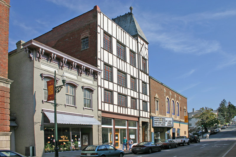 East Beverly Street