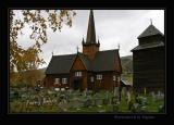 Norway,Stave church