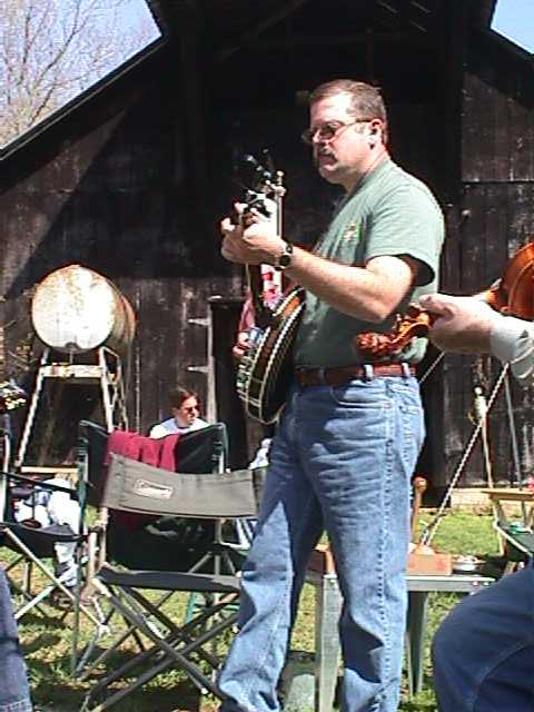 Chris Swift (banjo)
