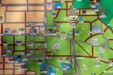 Map of Nara-koen Park