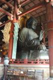 Largest Buddha in Japan, 16m/53ft high