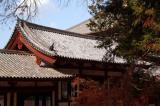 Daibutsuden Hall cloister