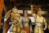 8th C. National treasures, Sangatsu-do, Todai-ji Temple