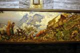 Tapestry in the Voortrekker Monuments's museum