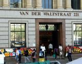 Van Der Waltstraat, Pretoria