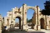 South Gate to Jerash, 130 AD