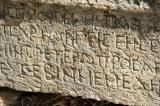 Greek inscription, Jerash