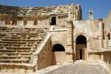 North Theatre, Jerash, 165 AD