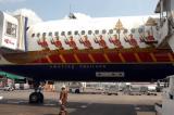 Thai Airways Amazing Thailand A330 in BKK