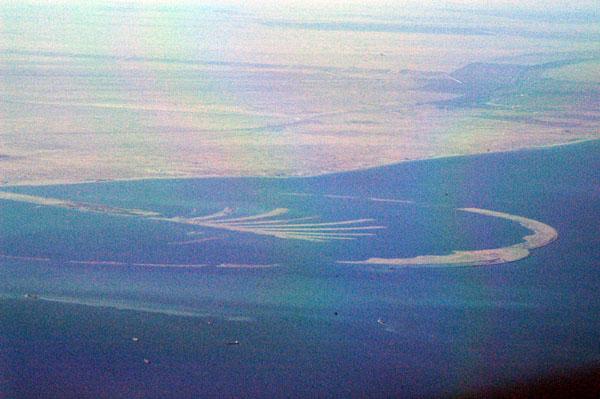 Palm Jebel Ali, Jan 2005