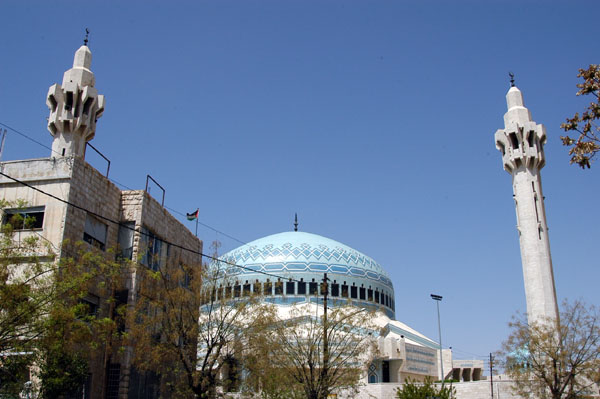 King Abdullah I Mosque, Amman