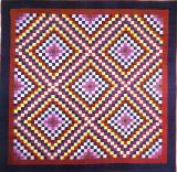 074:Philadelphia Pavement (Menonite)-PA c.1900  82x82