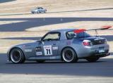 Speedventures at Streets of Willow Springs, August 2, 2003