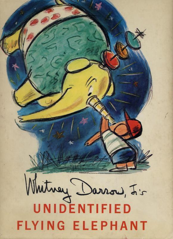 Unidentified Flying Elephant (1968)