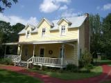 1864 restored Overstreet House