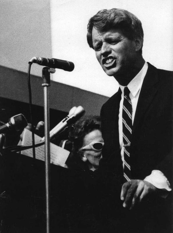 Robert Kennedy - Lakewood, California, 1966