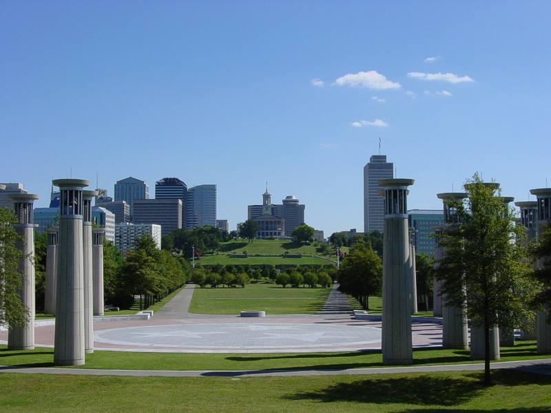 Tennessee Bicentennial Mall
