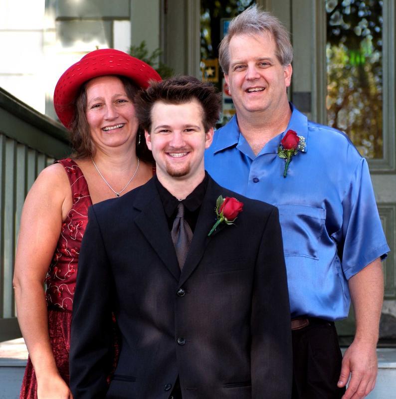Linda Billy and Tim