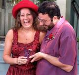 2003 Linda and Sean the Ring Bearer