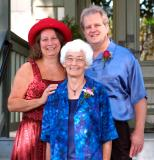Linda, Mom and Tim