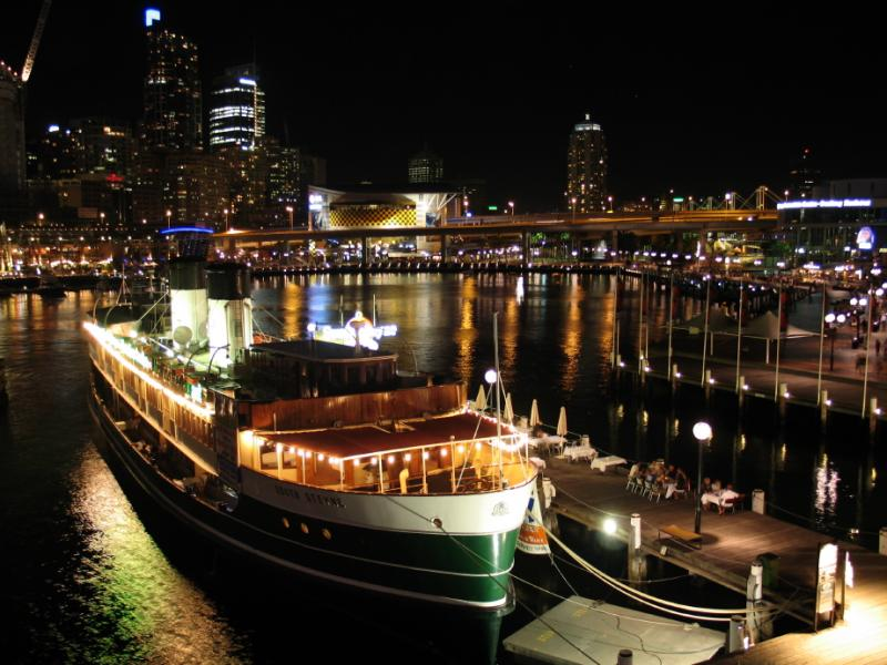 G6 Photo - Sydney Darling Harbour Restaurant
