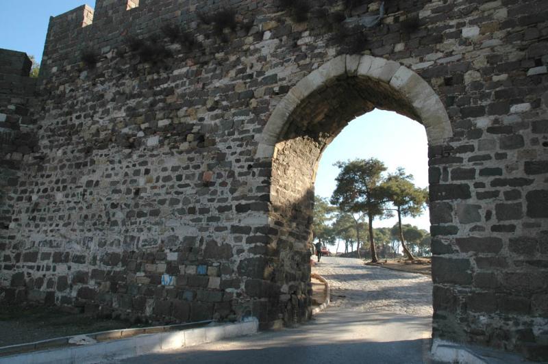 Izmir citadel
