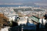Izmir climb to citadel