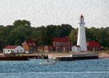Port Huron Michigan Lighthouse