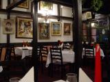 Traditional restaurant in Skadarska street