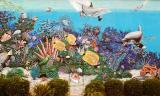 Sea Life Mural