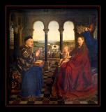 La Vierge du chancelier Rolin (1434) par Jan VAN EYCK