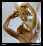 Psyché and Cupid  by Canova